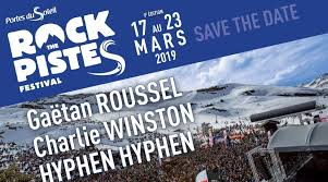 Rock the Pistes 2019 - we can't wait!