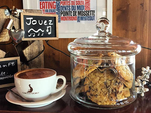 Cookie Cafe Gallery